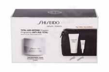 Shiseido Total Revitalizer, MEN, rinkinys dieninis kremas vyrams, (Day Care Total Revitalizer kremas 50 ml + Total Revitalizer paakių kremas 3 ml + Cleansing Foam 30 ml + kosmetika krepšys)