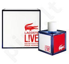 Lacoste Live, tualetinis vanduo vyrams, 40ml