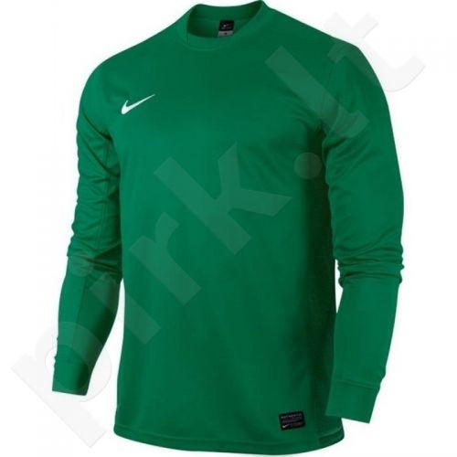 Marškinėliai futbolui Nike Park V LS Junior 448256-302