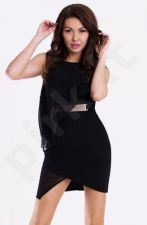 Emamoda suknelė - juoda 11002-3