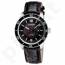 Vyriškas laikrodis WENGER  ROADSTER BLACK NIGHT 01.0851.120