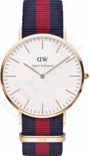 Laikrodis DANIEL WELLINGTON OXFORD ROSE GOLD 0101DW
