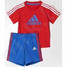 Komplektas Adidas Summer County Set Kids AK2616
