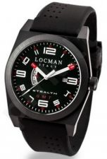 Laikrodis LOCMAN STEALTH  0200BKBKFRD1GOK