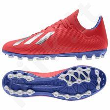 Futbolo bateliai Adidas  X 18.3 AG M BC0299