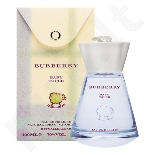 Burberry Baby Touch, tualetinis vanduo moterims ir vyrams, 100ml, (testeris)