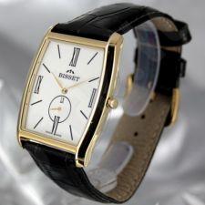 Universalus laikrodis BISSET Slim Palu BS25C35 MG WH BK