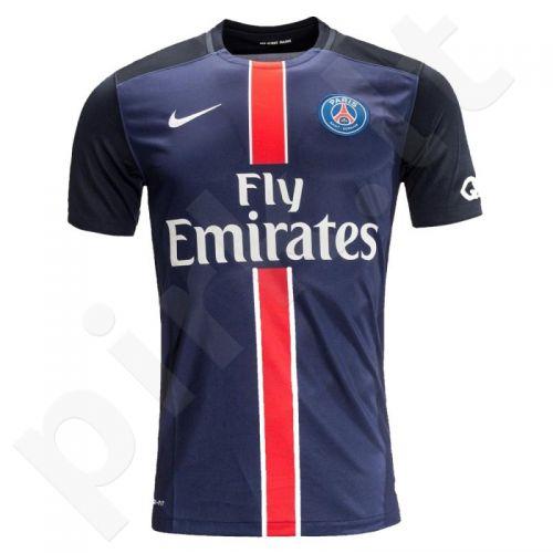 Marškinėliai futbolui Nike Paris Saint-Germain F.C. PSG M 658907-411