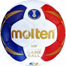 Rankinio kamuolys Molten Pasaulio čempionatas Prancūzija 2017 OMB H3X5001-M7F