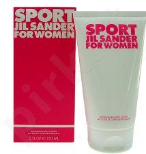 Jil Sander Sport, kūno losjonas moterims, 150ml