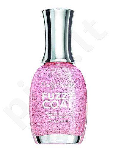 Sally Hansen Fuzzy Coat, nagų lakas kosmetika moterims, 9,17ml, (800 Tweedy)