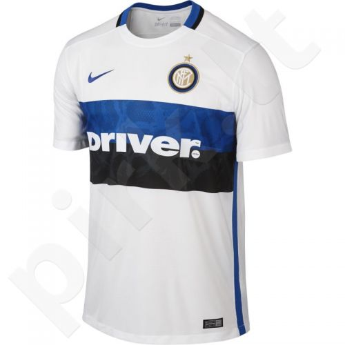 Marškinėliai futbolui Nike Inter Milan Away Stadium M 658827-106