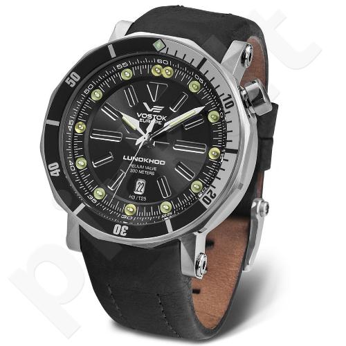 Vyriškas laikrodis Vostok Europe Lunokhod NH35A-6205210