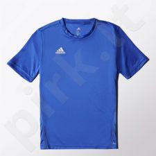 Marškinėliai futbolui Adidas Core Training Tee Jr S22400