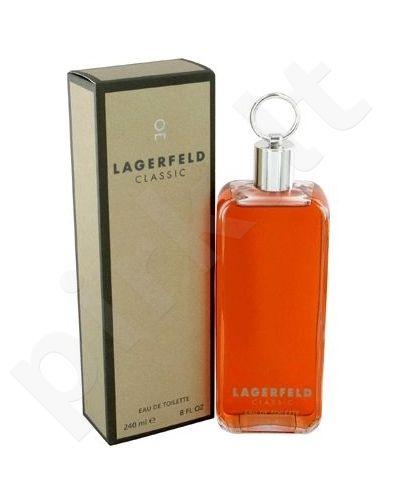 Lagerfeld Classic, tualetinis vanduo vyrams, 100ml