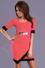 Emamoda suknelė - rausvo atspalvio 8506-1