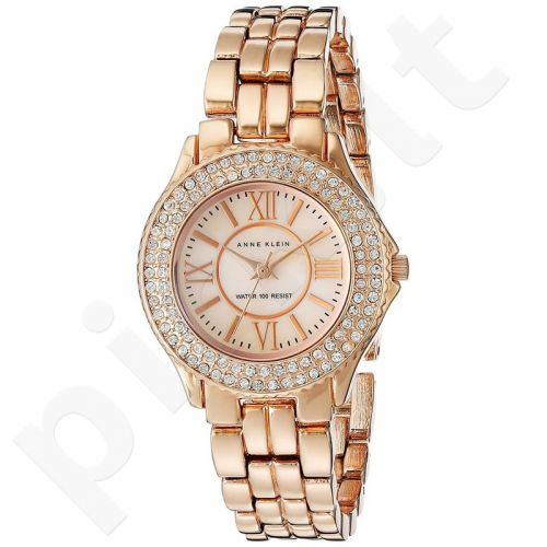 Moteriškas laikrodis Anne Klein 10/9536RMRG