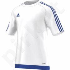 Marškinėliai futbolui Adidas Estro 15 Junior S16169
