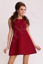 PINK BOOM suknelė - bordinė 9606-2