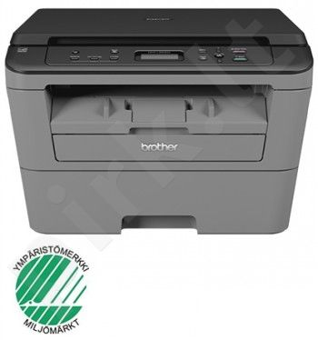 BROTHER DCP-L2500D 26PPM 32MB 250 DUPL