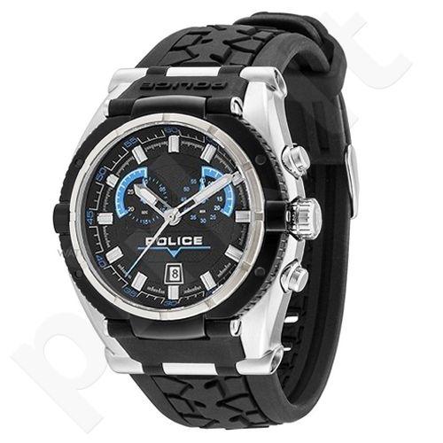 Police Raptor PL.14215JSTB/02C vyriškas laikrodis-chronometras