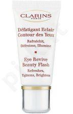 Clarins akys atgaivinanti priemonė, kosmetika moterims, 20ml, (testeris)