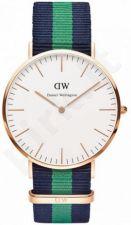 Laikrodis DANIEL WELLINGTON WARWIK ROSE GOLD 0105DW