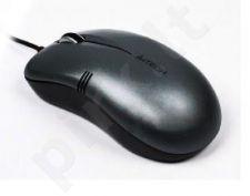 Pelė A4-Tech OP-560 NU Black USB