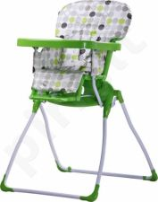 Maitinimo kėdutė Caretero Practico Green