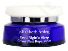 Elizabeth Arden Good Night´s Sleep Restoring kremas, kosmetika moterims, 50ml