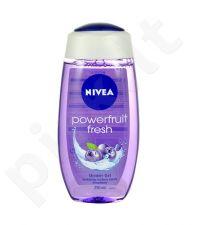 Nivea Powerfruit Fresh dušo želė, kosmetika moterims, 250ml