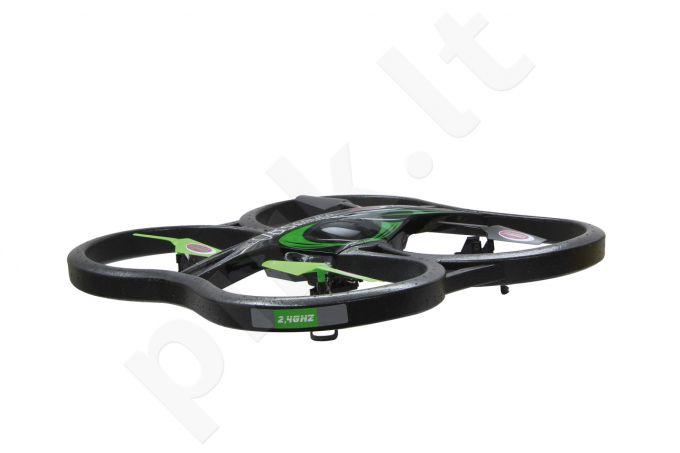 Radio bangomis valdomas Jamara Observer AHP dronas su kamera ir kompasu