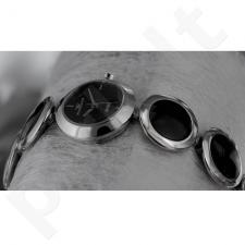 Moteriškas laikrodis RUBICON RNBC47LSBK