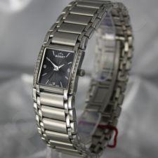 Moteriškas laikrodis BISSET Vincensa BS25C60 LS BK