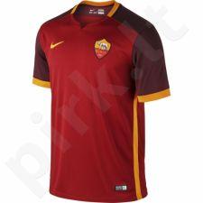 Marškinėliai futbolui Nike A.S Roma Home Stadium M 658924-678