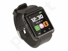 Išmanusis laikrodis MediaTech Active Watch MT849 1.5inch 128x128, BT 3.0, 230mAh