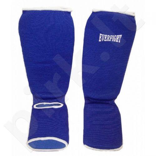 Apsaugos kojoms ir pėdoms EVERFIGHT mėlyna