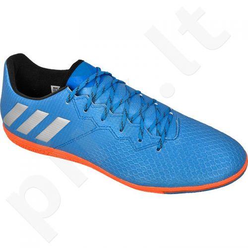 Futbolo bateliai Adidas  Messi 16.3 IN M S79636