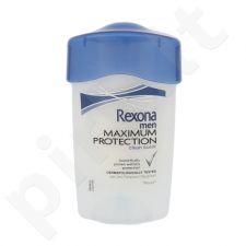 Rexona Men Maximum Apsauga Švaraus kvapas Anti-Perspirantas, kosmetika vyrams, 45ml