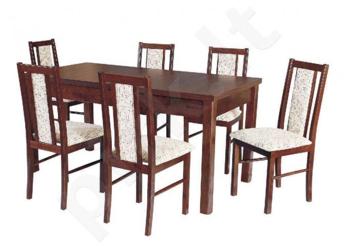Stalas 1 + 6 kėdės