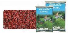 Gruntas akvariumui raudonas 2-3 mm 1 kg