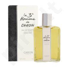 Caron Le 3´ Homme de Caron, tualetinis vanduo vyrams, 125ml