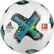 Futbolo kamuolys Adidas Bundesliga Torfabrik Junior Sala 290 BS3533