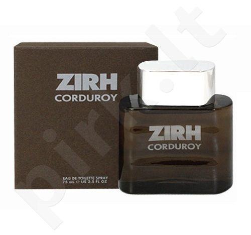 Zirh Corduroy, tualetinis vanduo (EDT) vyrams, 125 ml