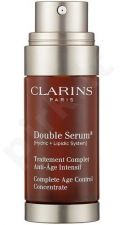 Clarins Double Serum Complete Age Control Concentrate, 30ml, kosmetika moterims