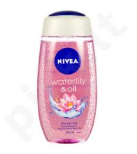 Nivea Waterlily & Oil dušo želė, kosmetika moterims, 250ml