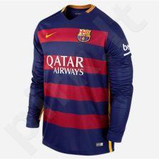 Marškinėliai Nike FC Barcelona Home Long Sleeve 658791-422