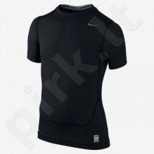Marškinėliai termoaktyvūs Nike Core Compression SS Junior 522801-010