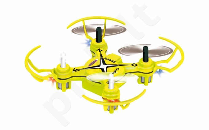 Radio bangomis valdomas Jamara Compo dronas su kompasu