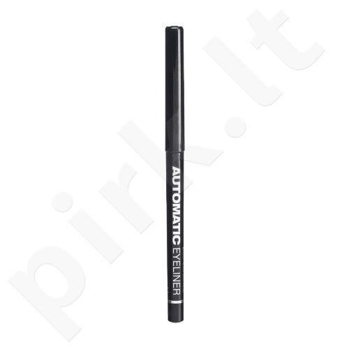Gabriella Salvete Automatic Eyeliner, akių kontūrų pieštukas moterims, 0,28g, (01 Black)